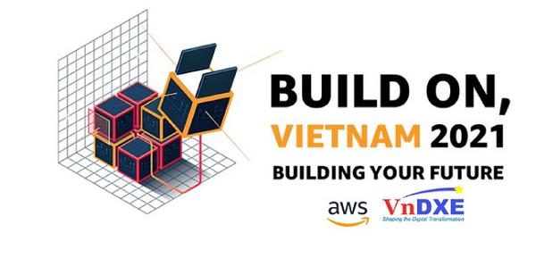 """Khai mạc cuộc thi """"Build on, Vietnam 2021"""""""