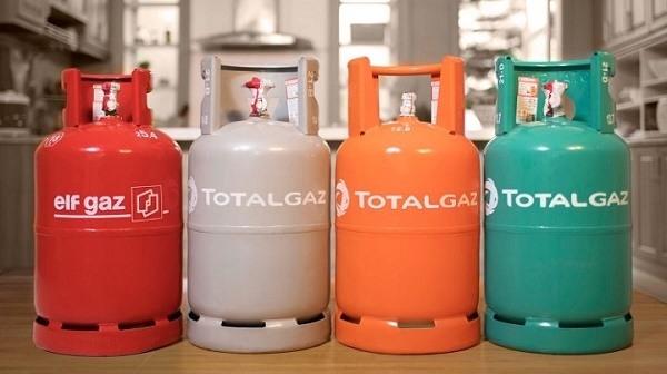 Bình gas giả đang tiêu thụ trên thị trường